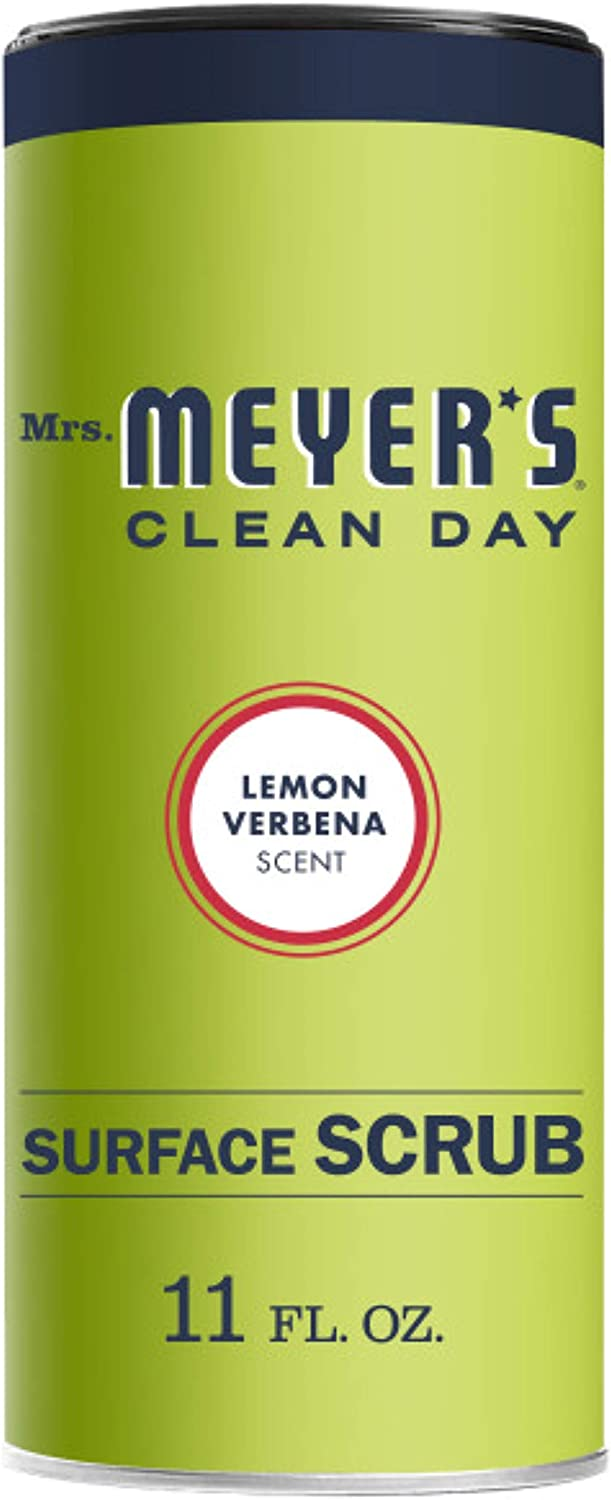 Mrs. MEYER'S CLEAN DAY Max Ranking TOP12 76% OFF Surface Scrub Kitchen grime on a Removes