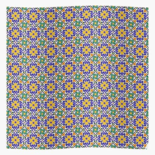 Patttern Andalucia Magic Azulejo Seville Pattern Ornamental Spanish Spain El póster de decoración de interiores más impresionante y elegante disponible en tendencia ahora