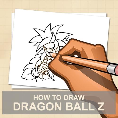 How To Draw Dragon Ball Z
