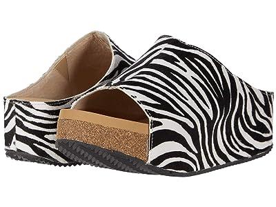 VOLATILE Mingo (Black/White Zebra) Women