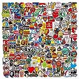 PRETTYSUNSHINE Aufkleber 200 Stück, Wasserdicht Vinyl Stickers Graffiti Sticker für Skateboard Laptop Auto Helm Motorrad Fahrrad Möbel Gästebuch Snowboard Koffer MacBook iPad PS4 Xbox One