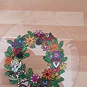 bruchfest /& vielseitig anwendbar beidseitig foliert 4 mm stark gepr/üfter UV-Schutz /Ø 85 mm Acrylglas-Zuschnitt Rund Kreiszuschnitt aus Acryl als transparente Acrylglas- Plexiglas-Platte