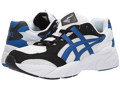 ASICS Tiger Gel-Bnd (White/Asics Blue) Men