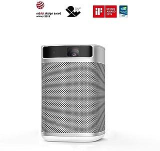 XGIMI MoGo Pro Android TV Projector,1080P Full HD Mini Smart Projector,Portable WiFi/Bluetooth Harman/Kardon Speaker,300 A...