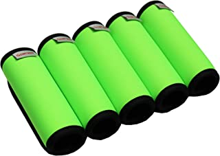 Gowraps Neoprene Luggage Handle Wraps Bright Luggage Identifiers/Tags for Traveling Luggage Handle Covers/Tags