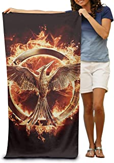 XINPULONG Bath Towel Travel Beach Towel Quick Dry Travel Camping Gym Swim Sports Bath Yoga Towel, 52 x 32 Inch