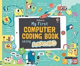 My First Computer Coding Book Using Scratch Jr. (IR)