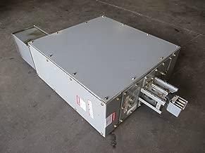 Square D I-Line II 800 Amp 600V Tap Box 3P 3W CFH2308GETBMBM Busway Copper CU
