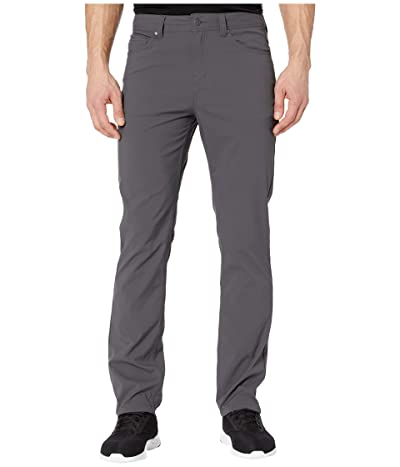 Toad&Co Five-Pocket Rover Pants Lean (Soot) Men