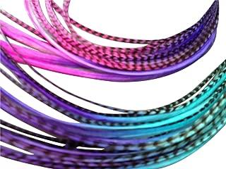 Best tie dye clip in hair extensions Reviews
