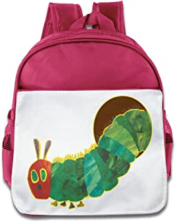MoMo Unisex The Very Hungry Insect Kids School Bag For Little Kids