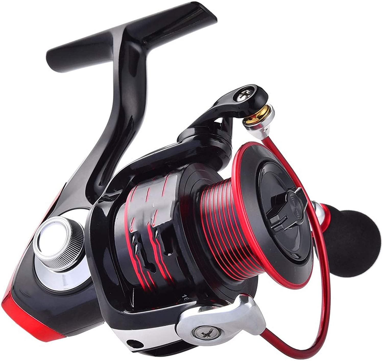 Series Water Resistant Spinning Reel for River Fishing 11Bbs 22Kg Winter Ice Fishing Reel