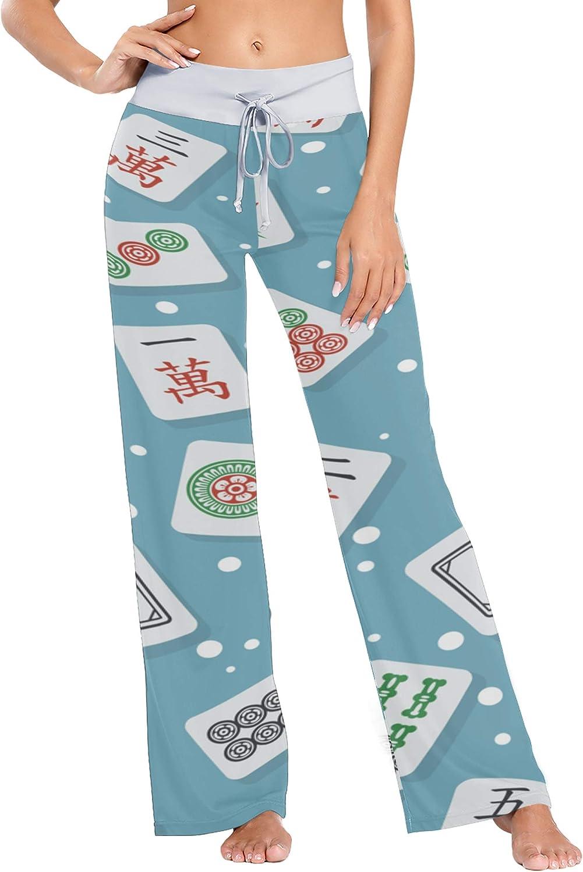 Family Pajamas Pants China Entertainment Game Mahjong Wome Table Mail order cheap NEW