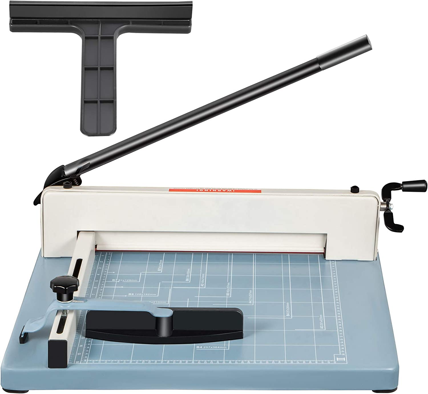 VEVOR Industrial Paper Cutter A4 Los Angeles Mall Heavy Inch Large discharge sale Duty 12