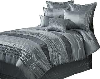 Veratex Aiden Jadestone Queen Comforter Set,