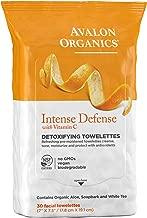 Best organic facial wipes Reviews