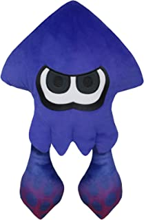 スプラトゥーン2 ALL STAR COLLECTION 大きいイカ ブライトブルー ぬいぐるみ  高さ43cm