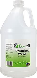 Ecoxall - Deionized Water - 1 Gallon jug