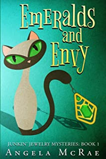 Emeralds and Envy (Junkin' Jewelry Mysteries)