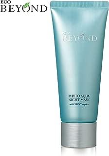 Night Sleeping Mask [Eco Beyond] Phyto Aqua Face Overnight Cream Pack 100mL/3.38Oz