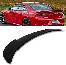 Modifystreet For 11-18 Dodge Charger Hellcat Style Flush Mount Rear Trunk Spoiler Wing
