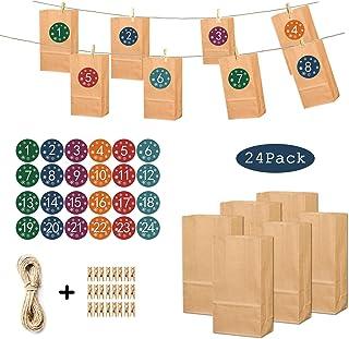 10 números de madera cifras de madera dígitos 2,5cm de altura 0-9 calendario de Adviento nuevo