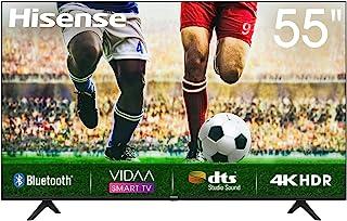 Hisense 55inch 55A7100F 4K UHD Ultra HD Smart TV VIDAA 3.0 Dolby Vision Blutooth 5.2 Wifi Shahid VIP OSN
