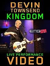 Devin Townsend - Kingdom - EMGtv Live Performance