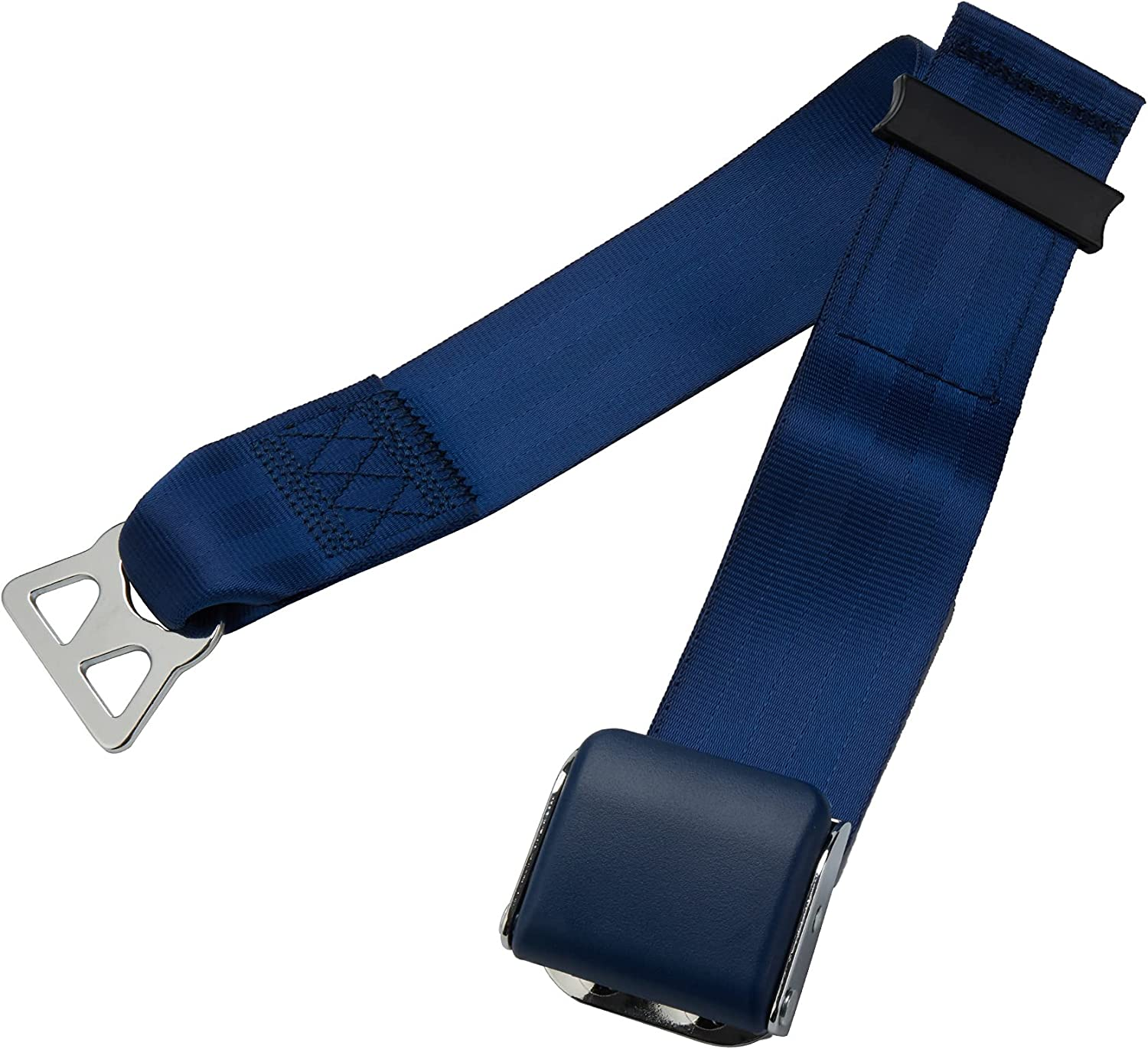 Vimforth Airplane Seatbelt Extender Portable Extension Safety Belt 7-24 Inch Airplane Seat Belt Extension E11 Safety Certified Only for Southwest Airlines