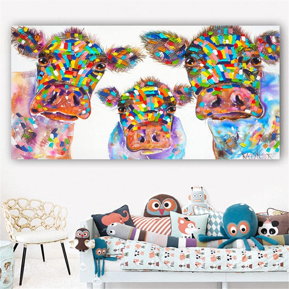 Diamond Indianapolis Mall Painting Cow Family Art Di Adults Kits Ranking TOP17 Large for