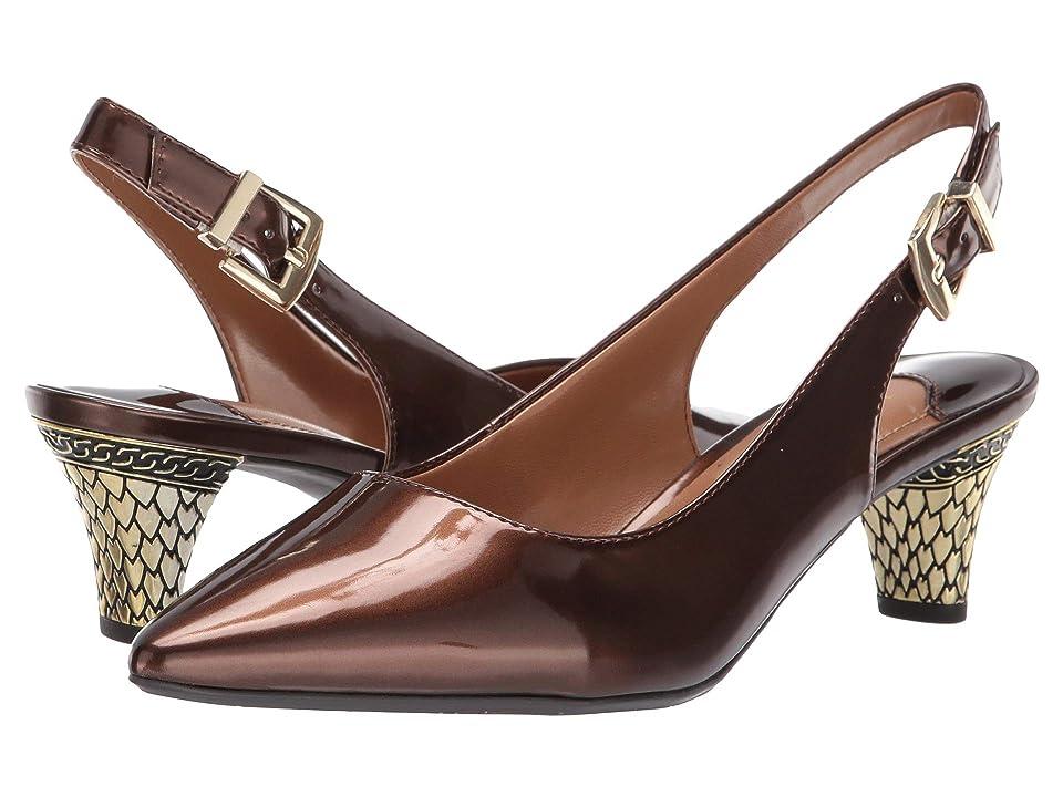 J. Renee Mayetta (Bronze Synthetic) High Heels