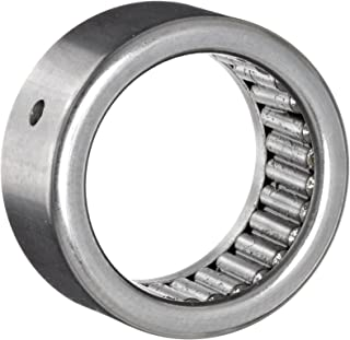 Koyo B-1212-OH Needle Roller Bearing, Full Complement Drawn Cup, Open, Oil Hole, Inch, 3/4