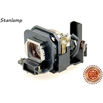 Rembam ET-LAX100 Premium Quality Replacement Projector Lamp with Housing for PANASONIC PT-AX100 PT-AX200 PT-AX100E PT-AX200E PT-AX100U PT-AX200U Projectors