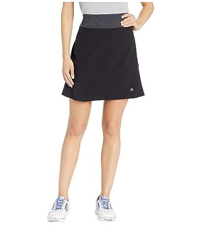 adidas Golf Rangewear 18 Skort (Black) Women