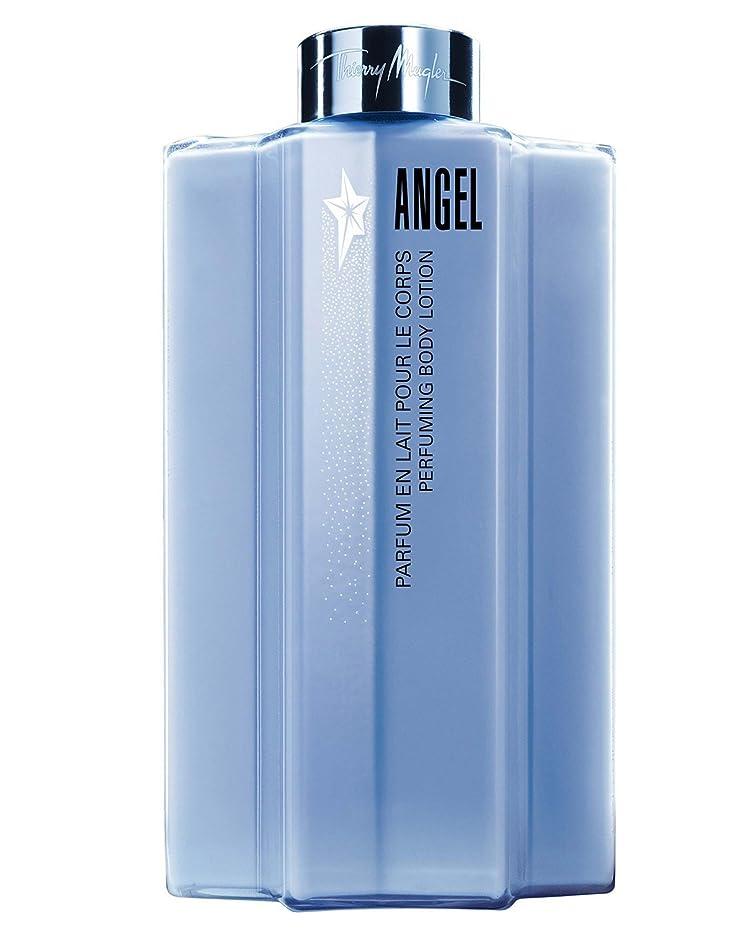 毒液取り囲む劇的テュエリーミュグレー エンジェルボディローション 200ml THIERRY MUGLER ANGEL BODY LOTION [並行輸入品]
