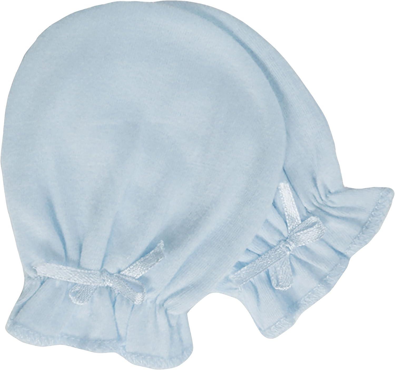 Bambini Cotton Unisex Newborn Baby Scratch Mittens