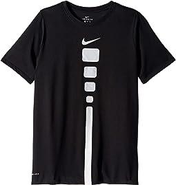 Dry Elite Basketball T-Shirt (Little Kids/Big Kids)