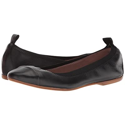 Summit by White Mountain Kara (Black Leather) Women