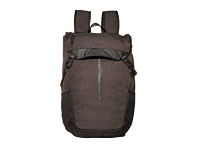 Hedgren Relate Folder Backpack (Dark Iron) Backpack Bags