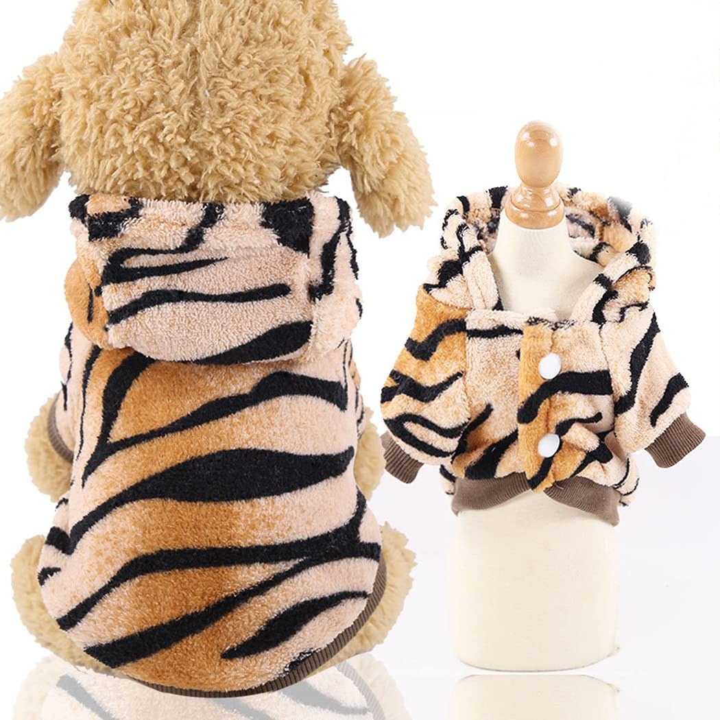 XIAOYU Ranking TOP20 Pet Clothes Puppy Dog Cat 5 ☆ very popular Sweater Hoodie Warm Hal Costume