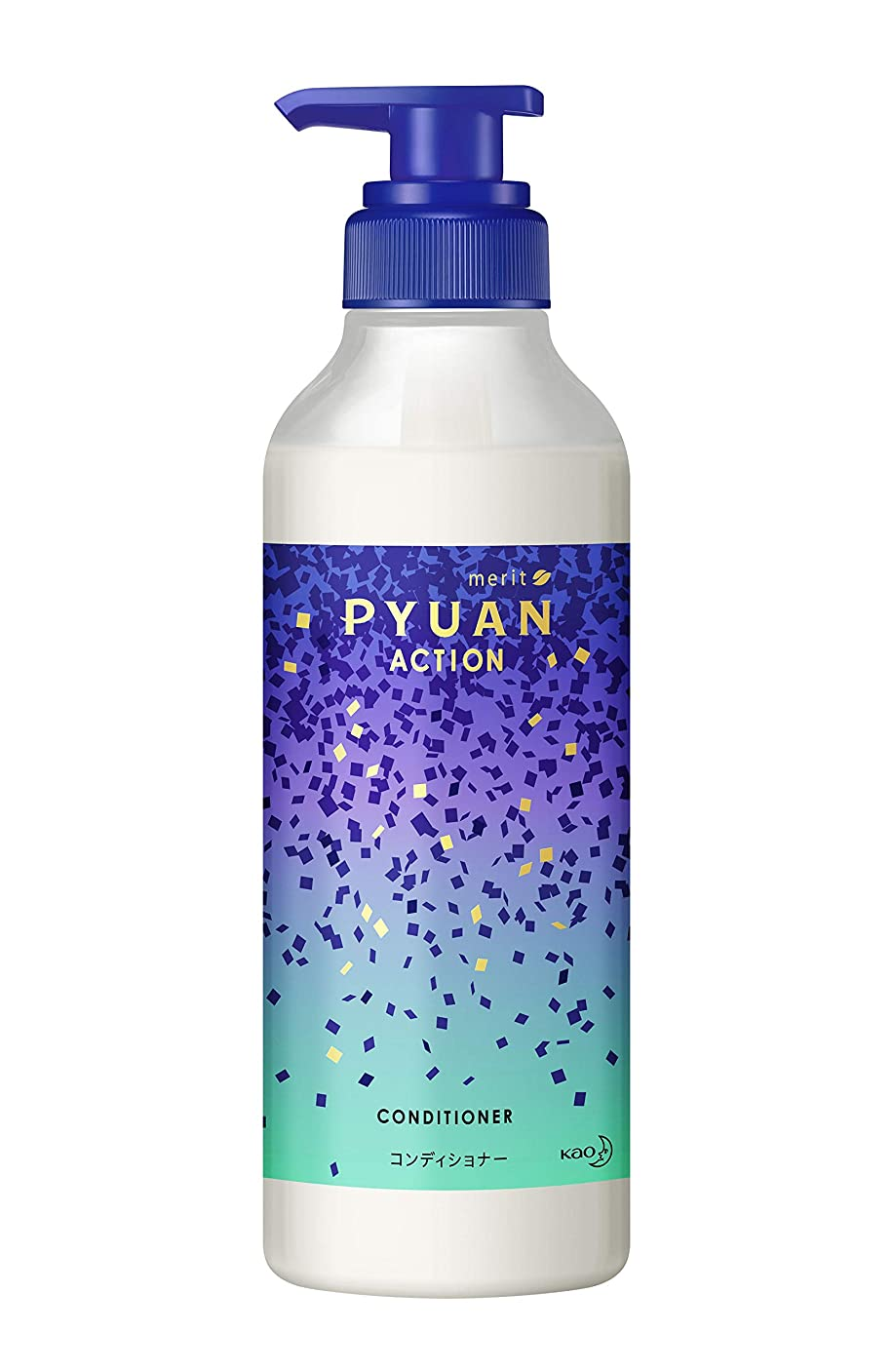 設計図進化するドレインメリットピュアン アクション (Action) シトラス&サンフラワーの香り コンディショナー ポンプ 425ml Dream Ami コラボ