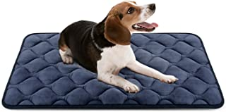 Hero Dog Dog Bed Mat Crate Pad Anti Slip Mattress Washable for Large Medium Small Pets Sleeping