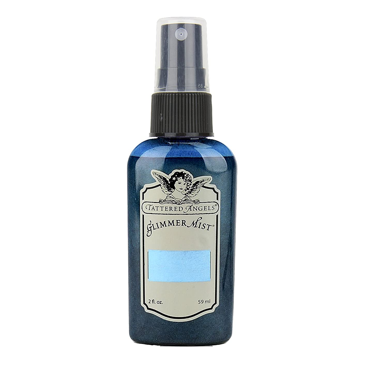 TATTERED ANGELS Glimmer Mist 2 Ounce-Electric Blue