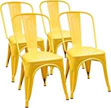 Best yellow bistro chairs Reviews