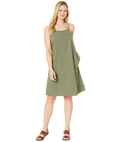Mountain Hardwear Echo Laketm Strappy Dress (Light Army) Women