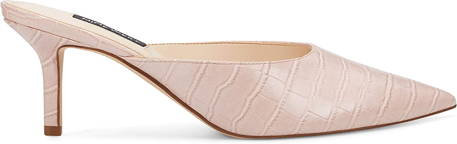 NINE WEST Women's Ali3 in US Blush 9 Los Angeles Mall store Pink