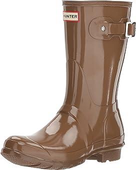 f18b3d582dfb Hunter Original Short Rain Boots at Zappos.com