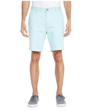 Nautica 8.5 Classic Fit Deck Shorts (Blue) Men