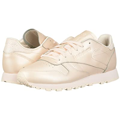 Reebok Lifestyle Classic Leather (Pale Pink) Women