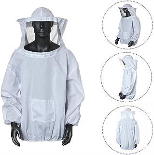Protectiv Imker Imkerbekleidung Beekeeping Bienenschutz Hut Jacke Grün Camo